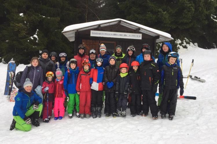 Skikurs Kaltenbronn 2019